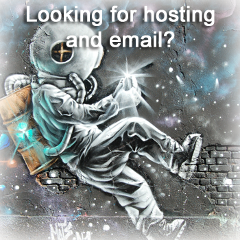 Looking for hosting or email support-contact PE Marketing